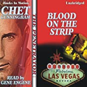 Blood on the Strip: The Penetrator Series, book 2 | Chet Cunningham