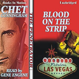 Blood on the Strip: The Penetrator Series, book 2 | [Chet Cunningham]