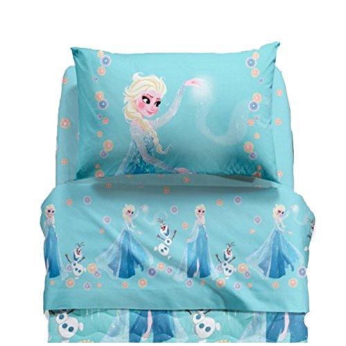 CALEFFI completo lenzuola FROZEN Magia letto 1 piazza e mezzo Disney 2016