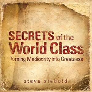 Secrets of World Class Audiobook