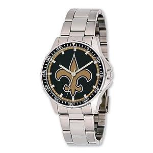Mens NFL New Orleans Saints Coach Watch by 14k co.