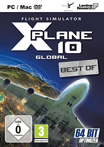 X-Plane 10 - Global 64Bit Version