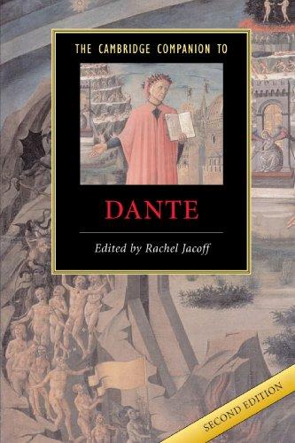 The Cambridge Companion to Dante, 2nd Edition (Cambridge Companions to Literature)