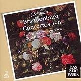 Bach J.S: Brandenburg Ctos Nos 1-6