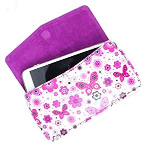 DooDa PU Leather Case Cover With Magnetic Closure For Karbonn Smart A111