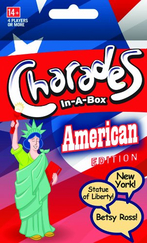 Charades-in-a-box: American - 1