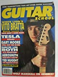 img - for Guitar School Magazine-July 1991 (Guitar School Magazine - For The Practicing Musician, The Practicing Musician Vol.3 No.4) book / textbook / text book