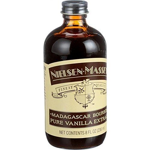 Nielsen Madagascar Bourbon Vanilla Extract, 8 Ounce -- 8 per case. (Madagascar Vanilla Extract 8 Oz compare prices)