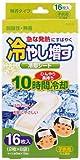 紀陽除虫菊 冷却シート 冷やし増す 子供用 16枚入 無香