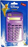 Disney Tinkerbell 8-Digit Electronic Calculator for Girls Back to School Calculator