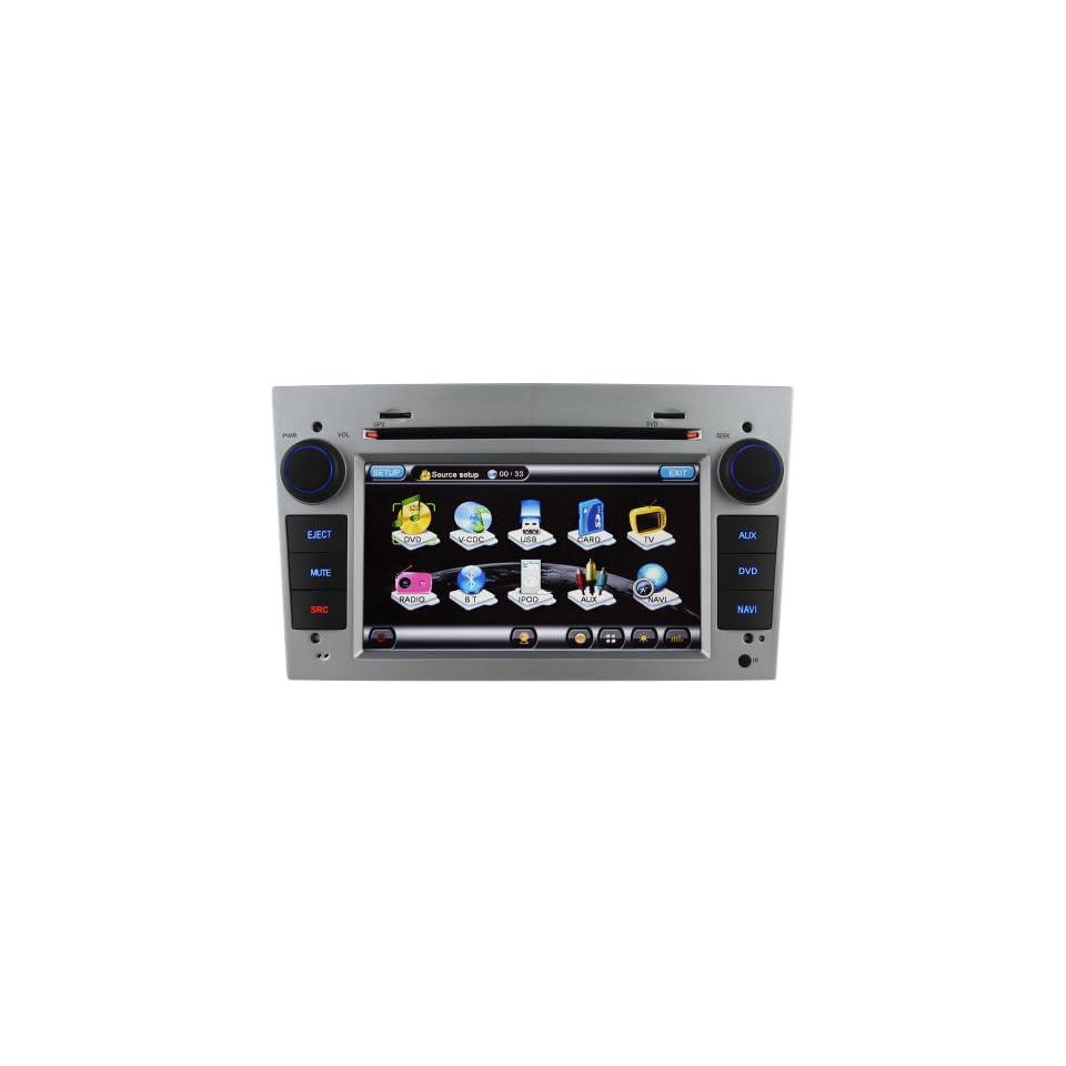 "Rupse 7 "" Navigation für OPEL (Astra, Antara, Corsa, Zafira) /VAUXHALL (Astra, Antara, Corsa)/ HOLDEN (Astra, Captiva) /SATURN Astra /BUICK Sail /CHEVROLET (Astra, Corsa) Autoradio Car DVD Player Navi GPS Navigation Navigationssystem mit Can Bus, Lenk"