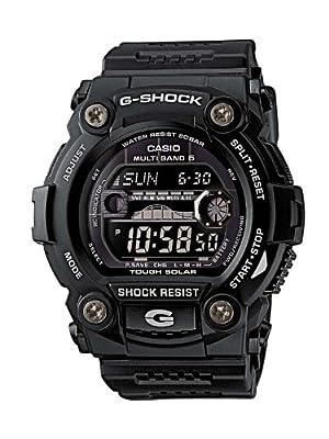カシオ CASIO G-SHOCK Gショック 腕時計 メンズ ソーラー 電波 GW-7900B-1ER ブラック [時計] 逆輸入品