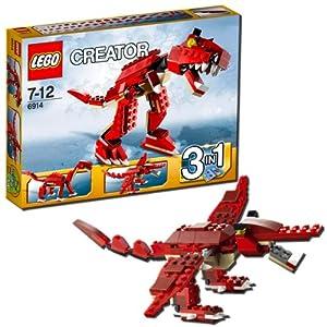 LEGO Creator Prehistoric Hunters 6914 by LEGO Creator