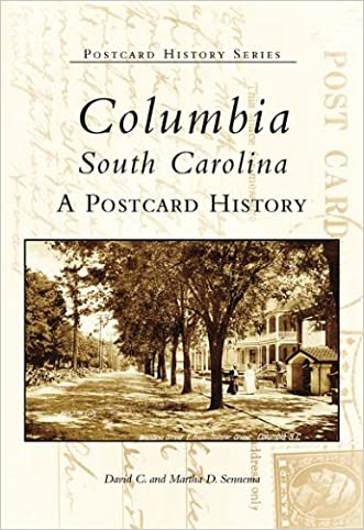 Columbia   (SC)  (Postcard History  Series) written by David C. Sennema