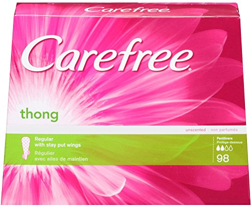 carefree-thong-pantiliners-regular-protection-unscented-98-count-pack-of-6