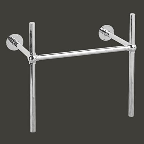 Bathroom Sink Part Chrome Bistro Belle Leg Frame Wall Mount | Renovator's Supply