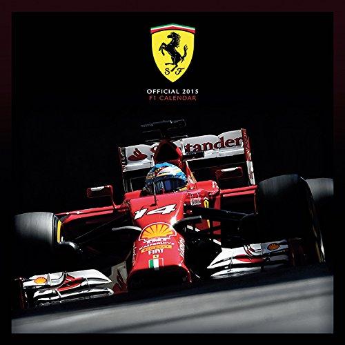 Ferrari F1 2015 Calendar