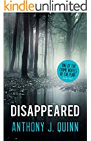 Disappeared (The Inspector Celcius Daly Mysteries Book 1)
