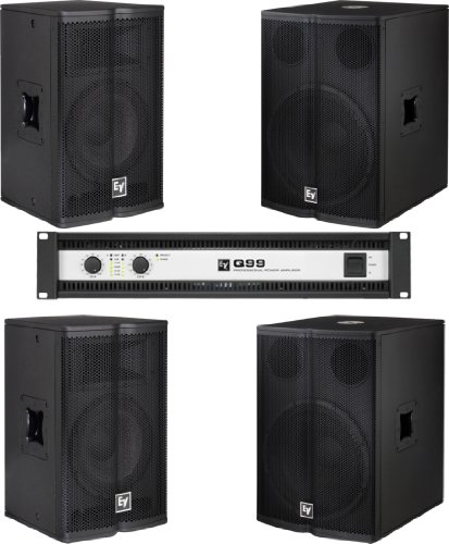 Electro-Voice Tour-X 1152 Speaker Package