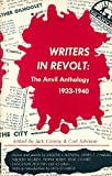 Writers in revolt: The Anvil anthology,