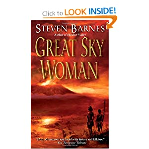 Great Sky Woman by Steven Barnes