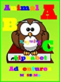 ABC Alphabet Animal Rhyming Adventures