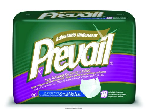Prevail Protective Underwear [Prevail Adj Prtv Undwr Sm-Md]