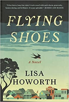 cover: Flying Shoes by Lisa Howorth