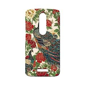 BLUEDIO Designer Printed Back case cover for Motorola Moto X3 (3rd Generation) - G5936