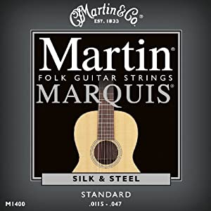 silk and steel strings advantages