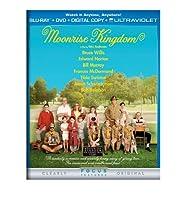 Moonrise Kingdom Two-disc Combo Pack Blu-ray Dvd Digital Copy Ultraviolet by Universal Studios