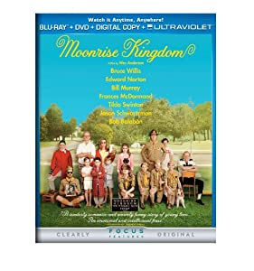 Moonrise Kingdom (Blu-ray + DVD + Digital Copy + UltraViolet)