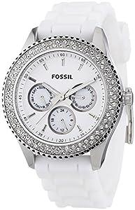 Fossil Damen-Armbanduhr Analog Quarz ES3001