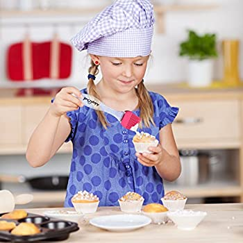 Silicone Basting & Pastry Brushes by AdeptChef, Great for BBQ Meat, Cakes & Pastries – Heatproof, Flexible & Dishwasher Safe, EASY Clean, Food Grade, BPA Free, FDA Approved, BUY YOUR SET OF 4 TODAY!