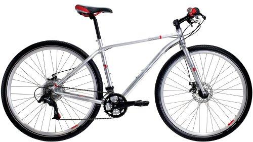Bikes Reviews Hybrid K2 K Zero Red Hybrid Bike