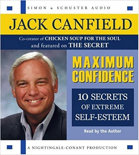 Jack Canfield - Maximum Confidence [5CDs - 57 MP3s]