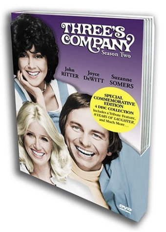 Three's Company: Season 2 by Starz / Anchor Bay (Threes Company Season Two compare prices)