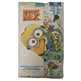 Despicable Me 2 Toddler Boys 8 Brief Pack