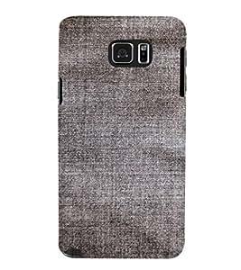 EPICCASE Faded black jean Mobile Back Case Cover For Samsung Galaxy Note 5 (Designer Case)