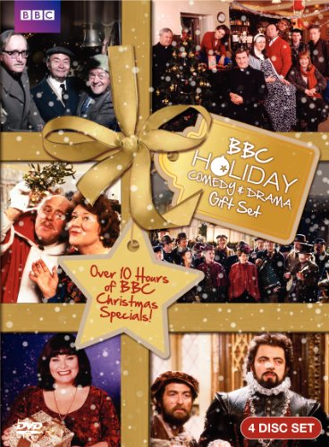 BBC Holiday Gift Set (British Movies Bbc compare prices)