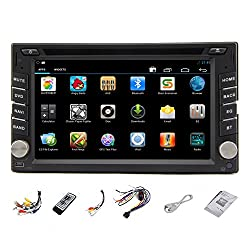 See WiFi Modem 2 Din Car DVD Player Universal Android 4.2 GPS Radio+Video+WIFI +3D Rotating UI+Bluetooth+RDS+Car PC +Headunit+Car Audio Capactive Touch Screen Details