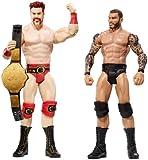 WWE Series 21 Battle Pack: Sheamus vs. Randy Orton Figure, 2-Pack