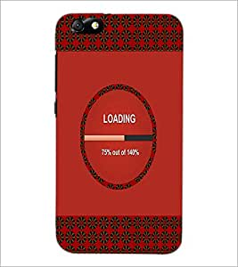 PrintDhaba Quote D-3305 Back Case Cover for HUAWEI HONOR 4X (Multi-Coloured)