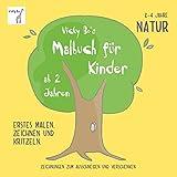 Malbuch Natur ab 2 Jahre
