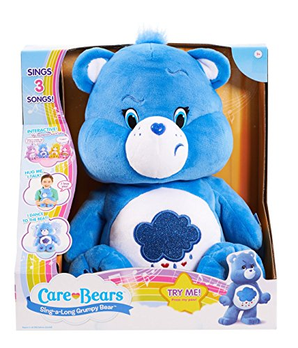 Care Bears Grumpy Sing-a-Long Bear Plush (Lucky Care Bear compare prices)
