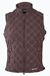 EOUS Brighton Stretch Vest (Chocolate, Large)