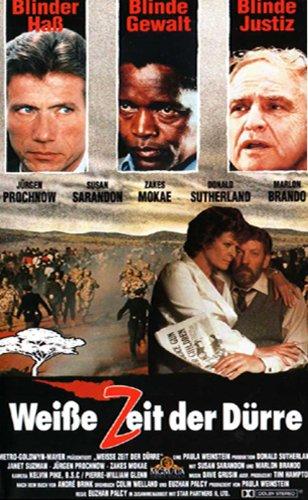 Weiße Zeit der Dürre [VHS]