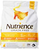 Nutrience Grain Free Cat Food, 18-Pounds, Turkey, Chicken and Herring