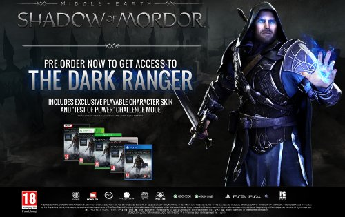 Middle Earth: Shadow of Mordor  galerija
