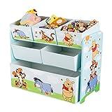 Disney Winnie Pooh Multi Toy Organizer für Spielzeug aus Holz